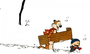 Calvin-and-Hobbes-in-Snow