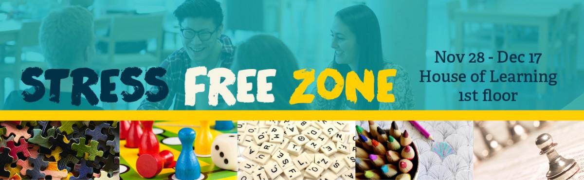 Stress-Free Zone!